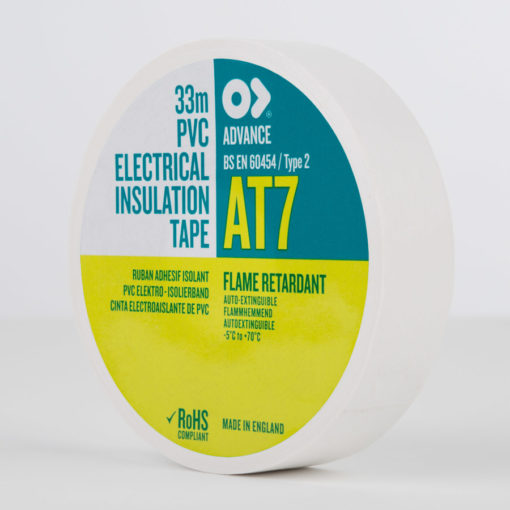 Advance-AT7-PVC-Electrical-Insulation-Tape-19mm-White