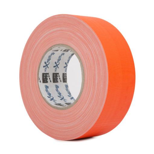 Le Mark Magtape (Xtra Fluorescent) Merkkausteippi 50mm x 50m Oranssi