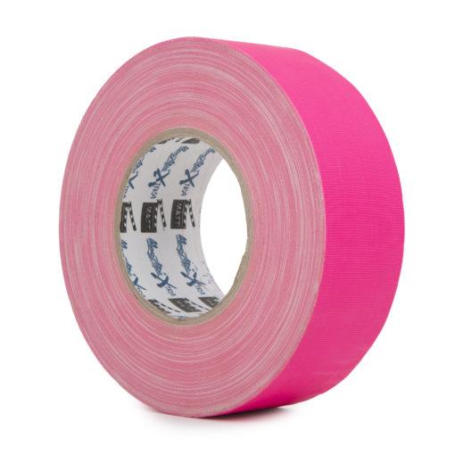 Le Mark Magtape (Xtra Fluorescent) Merkkausteippi 50mm x 50m Pinkki