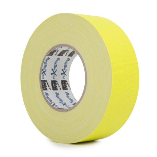 Le Mark Magtape (Xtra Fluorescent) Merkkausteippi 50mm x 50m Keltainen